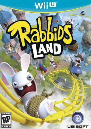 Rabbids LAND Pack Shot