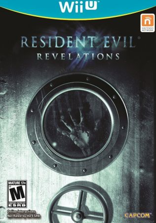 Resident Evil: Revelations Pack Shot