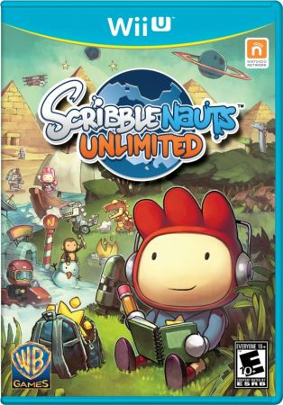 Scribblenauts Unlimited Pack Shot