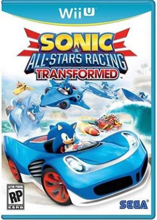 Sonic & All-Stars Racing Transformed Pack Shot