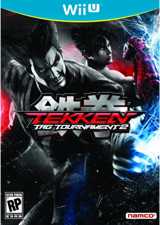 Tekken Tag Tournament 2 Pack Shot