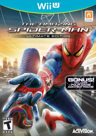 The Amazing Spider-Man Ultimate Edition Pack Shot