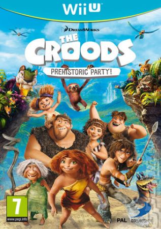 The Croods: Prehistoric Party! Pack Shot