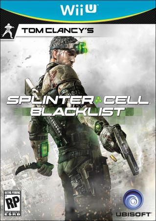 Tom Clancy's Splinter Cell Blacklist Pack Shot