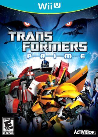 Transformers Prime Pack Shot