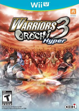 Warriors Orochi 3 Hyper Pack Shot