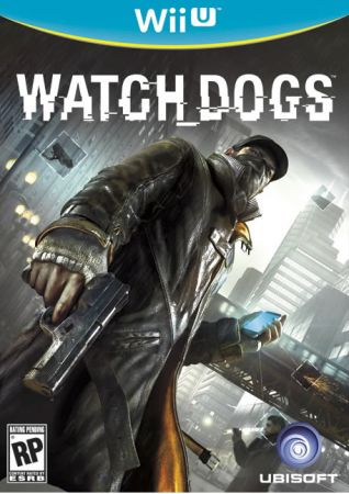 Watch Dogs Pack Shot