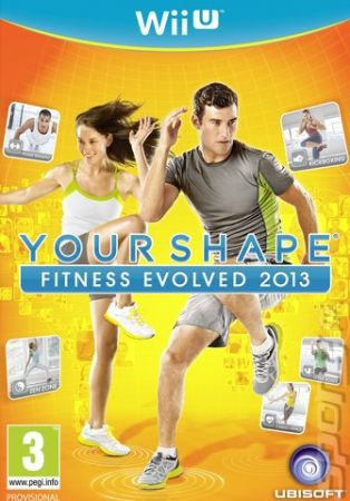 Your Shape: Fitness Evolved 2013 Pack Shot