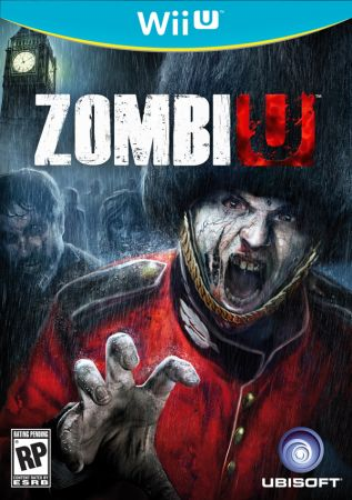 ZombiU Pack Shot