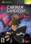 Carmen Sandiego: The Secret of the Stolen Drums Pack Shot