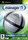 Championship Manager 5 Pack Shot
