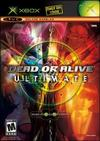 Dead or Alive Ultimate Pack Shot