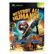 Destroy All Humans! Pack Shot