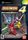 Digimon World 4 Pack Shot