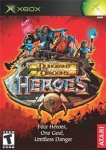Dungeons and Dragons Heroes Pack Shot