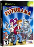 Futurama Pack Shot