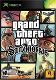 Grand Theft Auto: San Andreas XBox