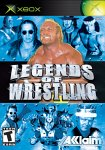 Legends of Wrestling Pack Shot