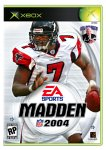 Madden NFL 2004 Pack Shot