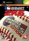 Major League Baseball 2K5: World Series Edition Pack Shot