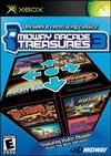 Midway Arcade Treasures 3 Pack Shot