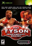 Mike Tyson Heavyweight Boxing Pack Shot
