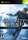 Minority Report: Everybody Runs Pack Shot