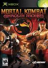 Mortal Kombat: Shaolin Monks Pack Shot