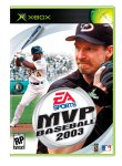MVP Baseball 2003 Pack Shot