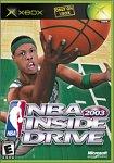 NBA Inside Drive 2003 Pack Shot