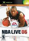 NBA Live 06 Pack Shot