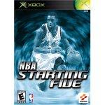 NBA Starting Five Pack Shot