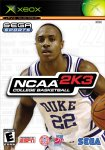 NCAA College Basketball 2K3 Pack Shot