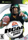 NCAA College Football 2K3 Pack Shot