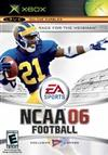 NCAA Football 06 Pack Shot