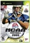 NCAA Football 2005 Pack Shot