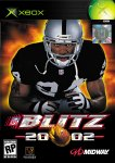 NFL Blitz 2002 Pack Shot