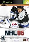 NHL 06 Pack Shot