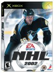 NHL 2002 Pack Shot
