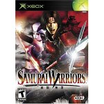 Samurai Warriors Pack Shot