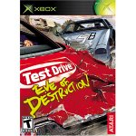 Test Drive: Eve of Destruction XBox