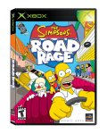 The Simpsons Road Rage XBox