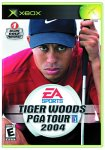 Tiger Woods PGA Tour 2004 Pack Shot