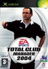 Total Club Manager 2004 Pack Shot