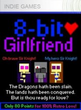 8-bit Girlfriend Pack Shot