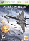 Ace Combat 6: Fires of Liberation Pack Shot