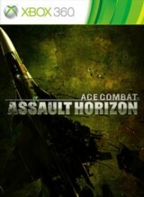 Ace Combat Assault Horizon Pack Shot