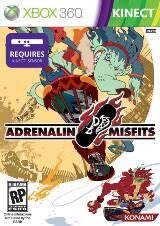 Adrenalin Misfits Pack Shot