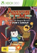 Adventure Time: Explore the Dungeon Because I DON'T KNOW! Pack Shot