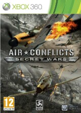 Air Conflicts: Secret Wars Pack Shot